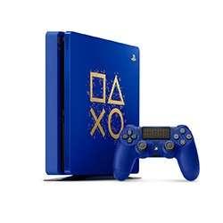 Playstation 4 1 tera blue edition