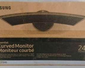 Monitor curvo Samsung 24 pulgadas nuevos