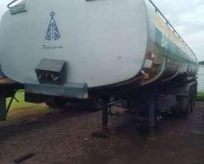 Tanque cisterna para 30.000 lts x 6 compartímientos 2000