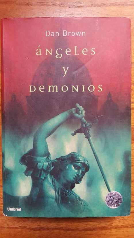Novela Ángeles y Demonios - 0