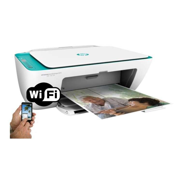 Impresora multifunción hp 2675 c/ wifi - 0