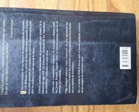 Libro con historias en Inglés. Prentice Hall LITERATURE.