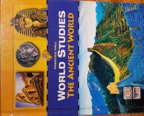 The Ancient World. Historia de la civilización en Inglés.