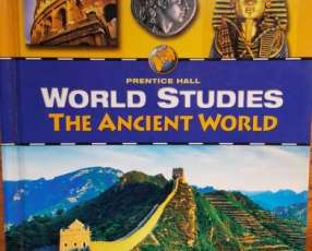 Historia de la civilización en Inglés The Ancient World