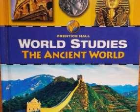 Historia de la civilización en Inglés The Ancient World