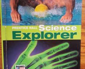 Libro educativo en inglés Science, Biology, Health