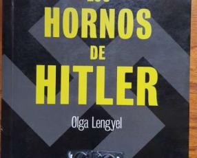 Novela. Los hornos de Hitler.