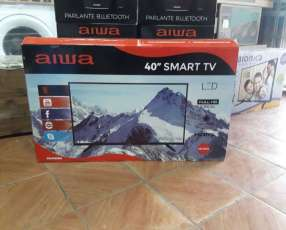 Tv led smart Aiwa 40 pulgadas