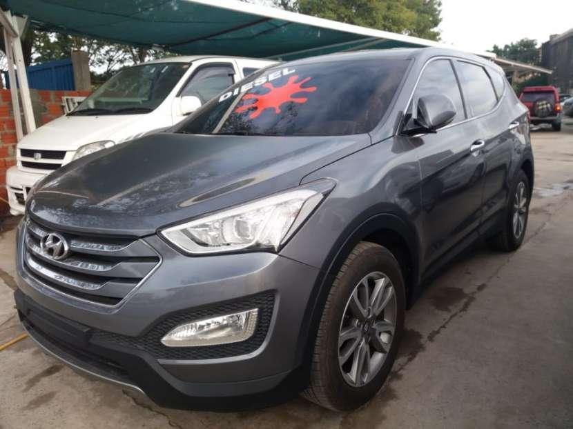 Hyundai Santa Fe 2015 motor 2.0 diésel financio
