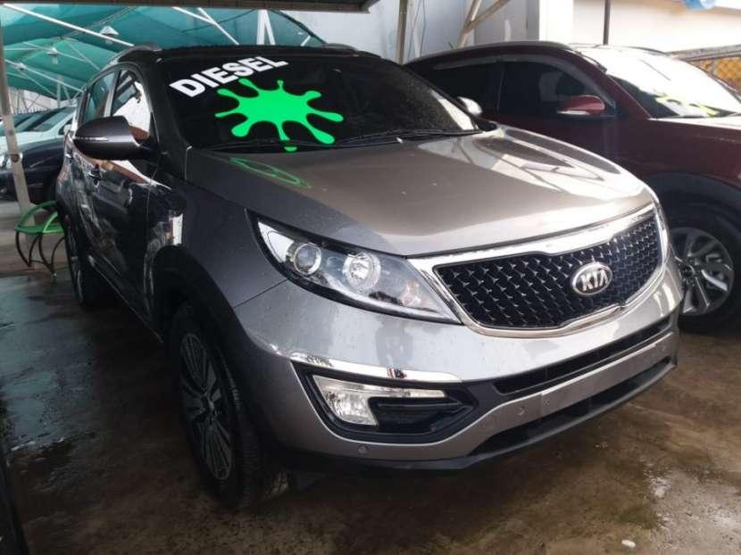 Kia sportage 2015 recién importado