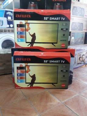 Tv LED Smart Aiwa de 32 pulgadas