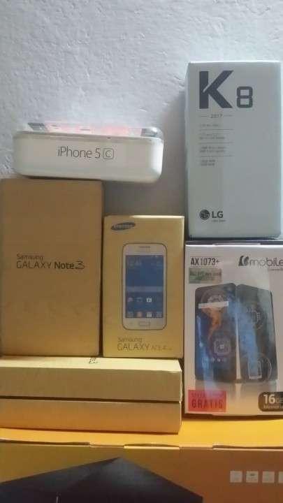 Cajas de celulares - 0