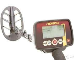 Detector Fisher F22 Pro Buscador profesional Tesoro Oro USA