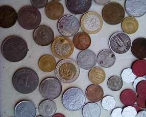 Monedas antiguas desde el año 1892, paises de America