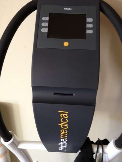 Plataforma vibratoria Fitvibe Medical profesional - 1