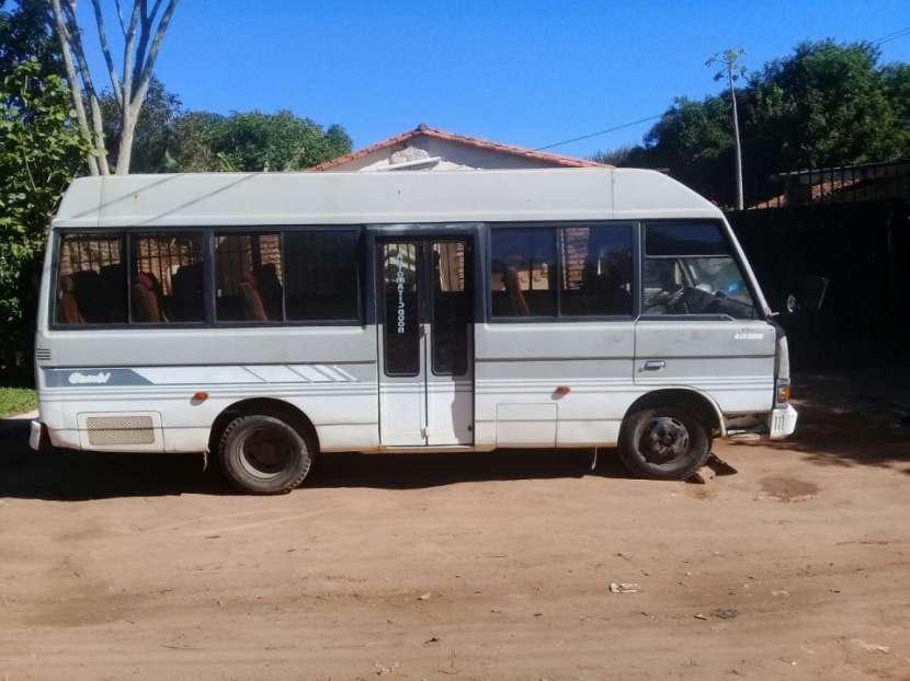 Mini bus kia asia 1990