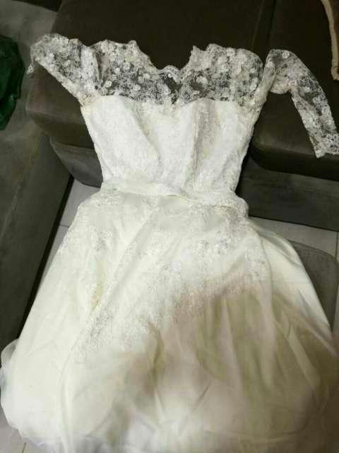 Vestido para novia o debut