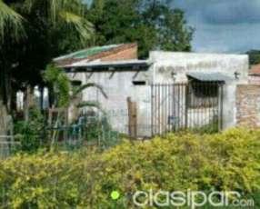 Casa en san lorenzo terreno 12x30 m2