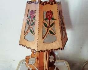 Velador decorativo artesanal