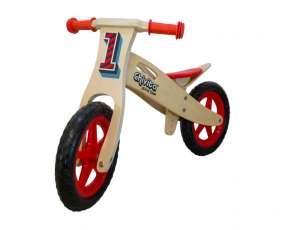 Bicicleta de madera sin pedales Chivita