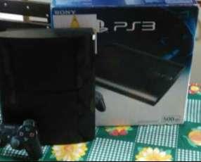 Playstation 3 super slim con juegos