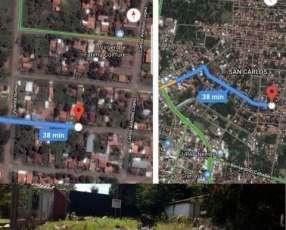 Terreno 360 m2 en Ñemby barrio San Miguel