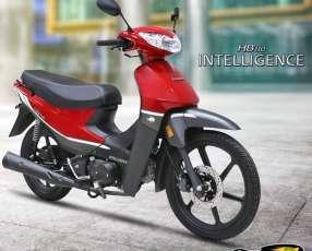 Moto Leopard MD 125 cc limitada