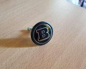Emblema de capo Brabus