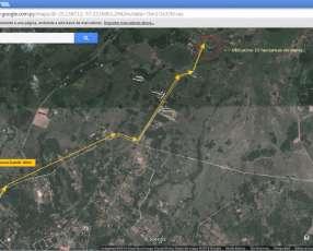 14,7 hectáreas en Loma Grande