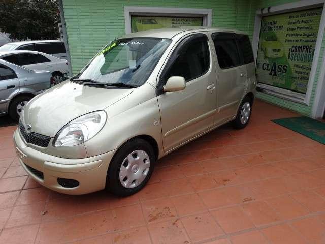 Toyota Funcargo 2004 Chapa Definitiva en 24 Hs