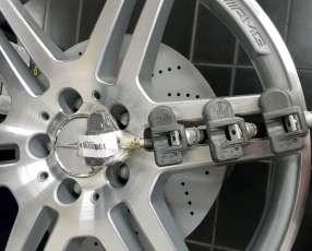 Sensores de presión de neumáticos W204 W212
