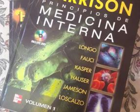 Libro de Harrison principios de medicina interna
