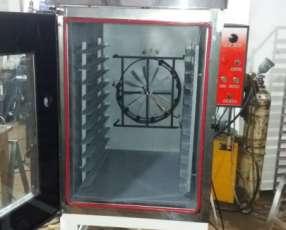 Horno turbo para 10 bandejas somos fabricantes