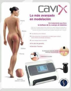 Ultracavitador Cavix de Ecleris profesional