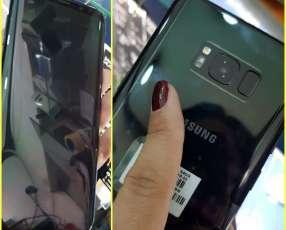 Samsung Galaxy S8 plus y accesorios