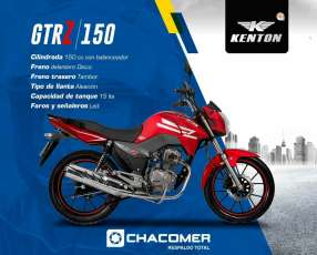Moto Kenton GTR Z 150