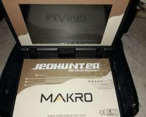 Detector de oro y joyas JeoHunter 3d dual System