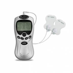 Electro estimulador de 2 sensores