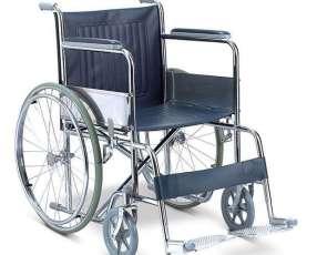 Silla de ruedas alquiler