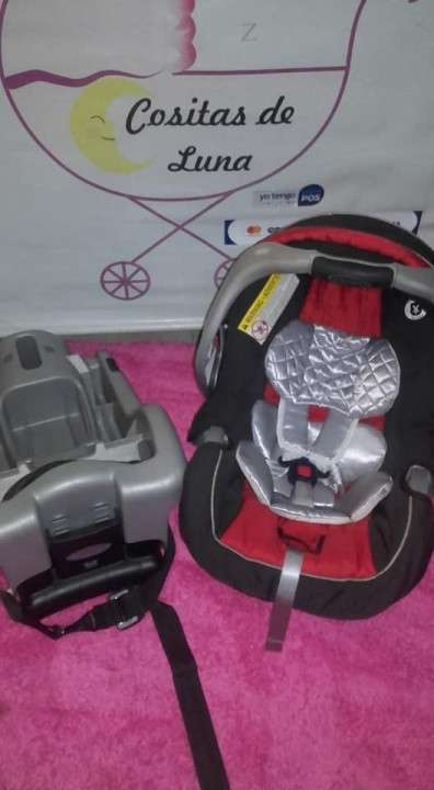 Stroller + baby car Graco - 3