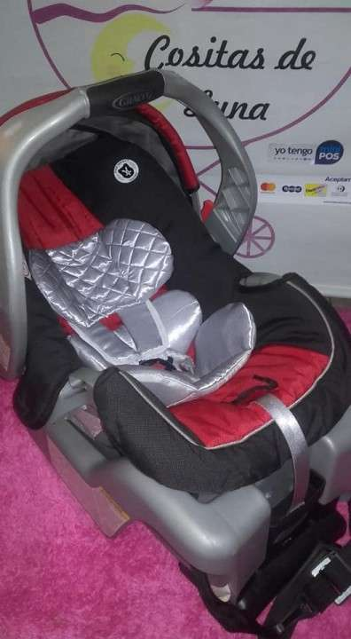 Stroller + baby car Graco - 2