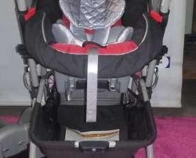 Stroller + baby car Graco