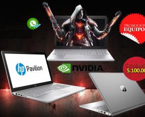 Notebook HP Pavilion Intel Core i7-8550U