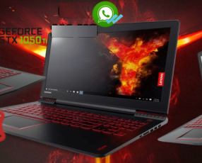 Notebook gamming Lenovo Legion Y520