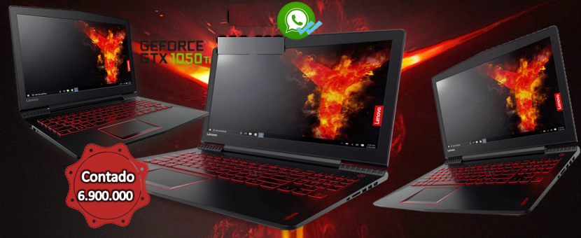 Notebook gamming Lenovo Legion Y520