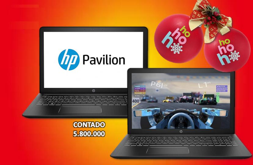 Notebook HP Pavilion Core i7-7700HQ FHD
