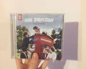 CDs de one direction