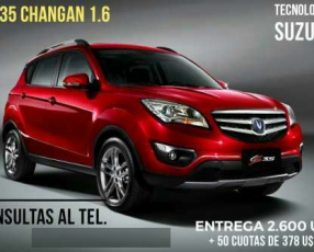 New CS 35 Changan 2018
