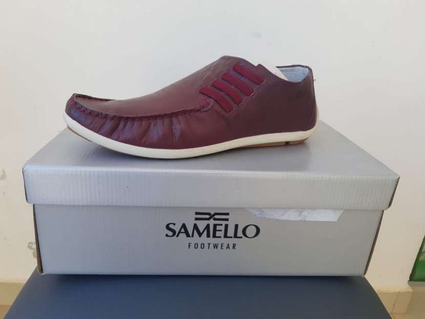 Calzados brasileros Somellio Footwear