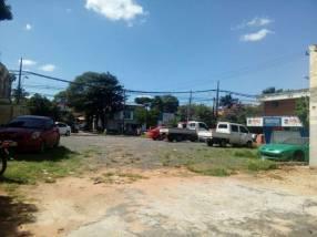 Terreno en esquina en Asunción